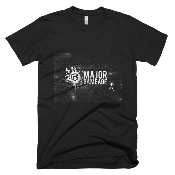 MG Splat Short sleeve men's t-shirt